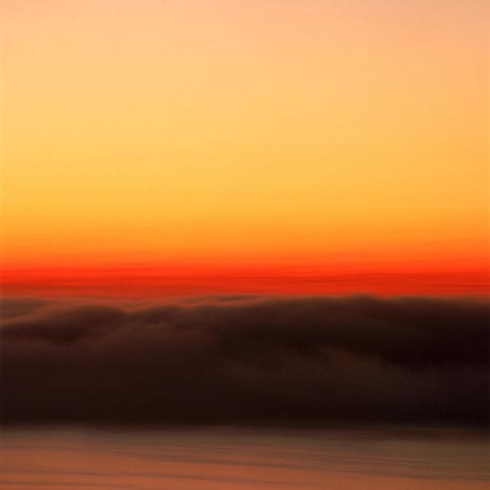 Рассвет 29 августа в 6:30 АМ в Санта-Монике