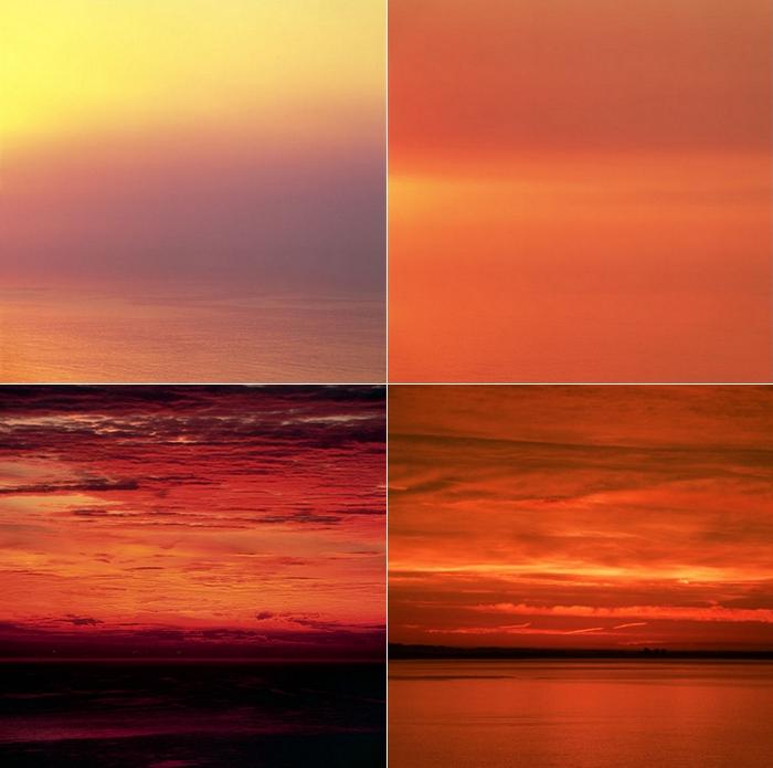 Красочные рассветы в 6:30 утра. Фотографии Роберта Вейнгартена (Robert Weingarten)