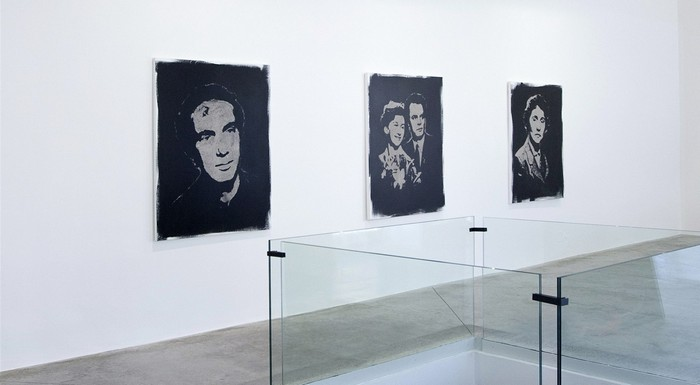 Grave Robber, серия картин из пепла кремированных людей