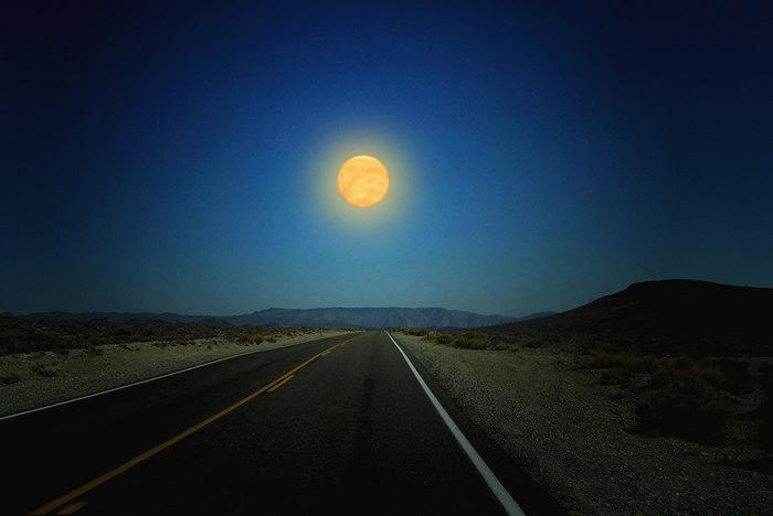 Венера вместо Луны. Космический арт-проект Рона Миллера