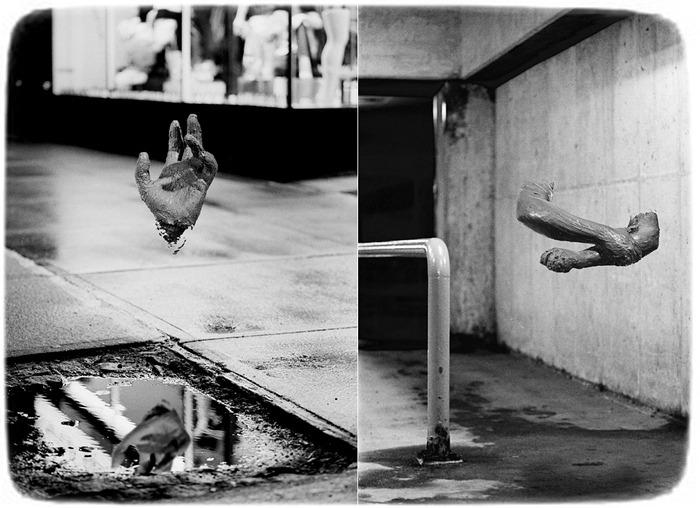 Арт-проект Clay to Consciousness фотографа Райана Хейворда (Ryan Hayward)