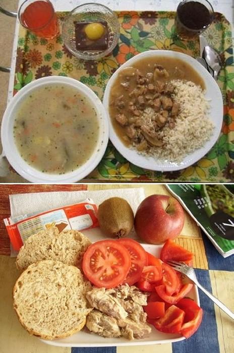Чехия и Словакия: школьные обеды разных стран