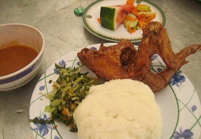 Танзания: школьные обеды разных стран