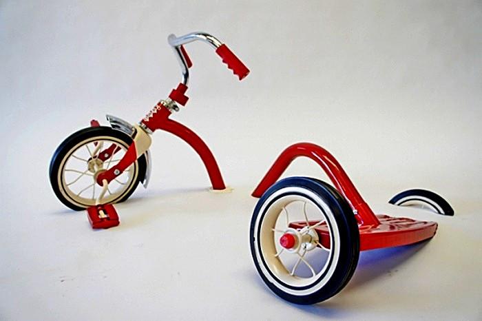 Трехколесные арт-велосипеды Серхио Гарсии (Sergio Garcia)