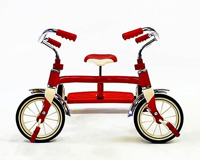 Скульптуры Серхио Гарсии (Sergio Garcia) из трехколесных велосипедов