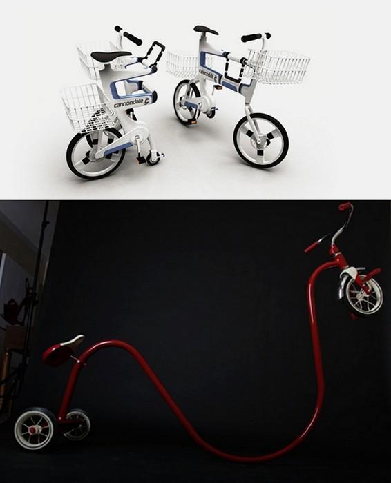 Безумные концептуальные велосипеды в скульптурах Серхио Гарсии (Sergio Garcia)