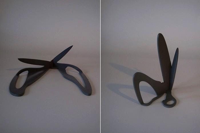 Ножницы нетрудно угадать даже в составе Shadow Construction