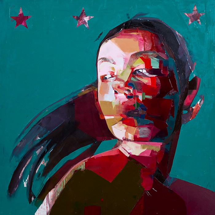 Геометрический реализм в картинах Саймона Бирча (Simon Birch)
