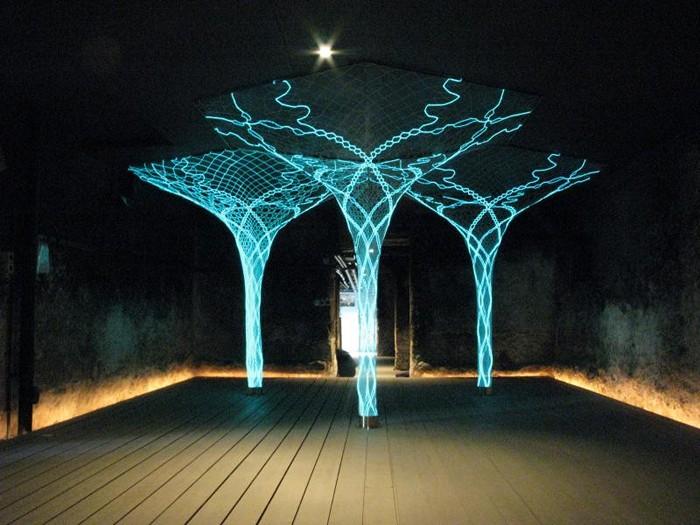 SonUmbra: световая инсталляция для красоты и пользы