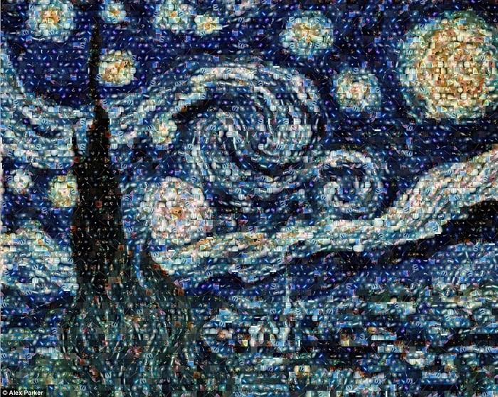 Starry Night ��� ���� �� ������� ������������ ��������� *�����*