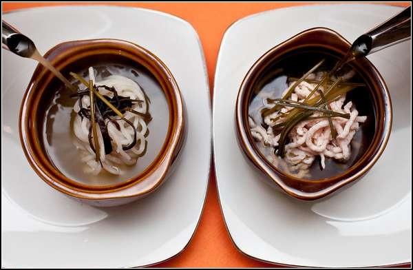 Блюда-близнецы для вегетарианцев и мясоедов