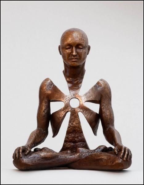 Скульптуры от Сукхи Барбер (Sukhi Barber) в стиле дзен