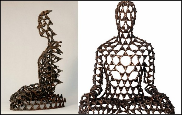 Скульптуры-дзен от Сукхи Барбер (Sukhi Barber)