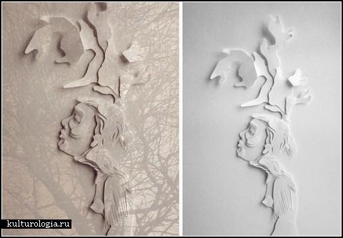 Шедевры из бумаги от Светланы Шубиной