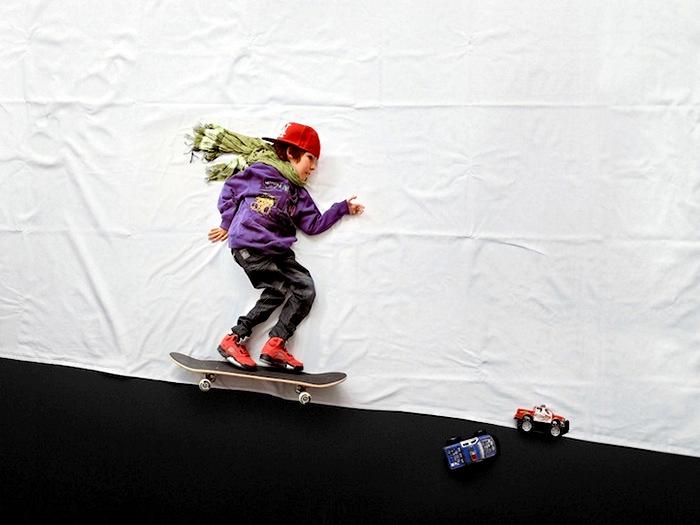 The Little Prince: сказка для мальчика Луки от фотографа Matej Peljhan