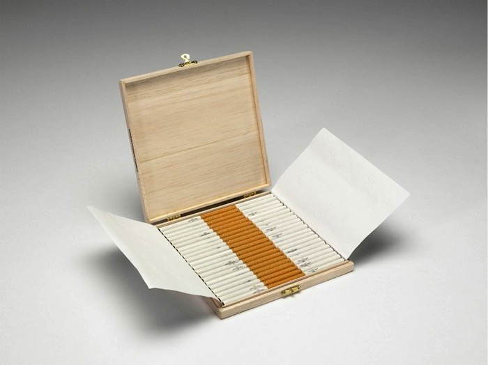Арт-проект Tobacco Project целиком и полностью посвящен культуре и производстве табачных изделий