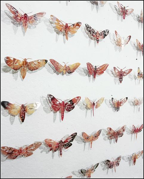 Paper-art Тома Галланта (Tom Gallant) из порнографических фото