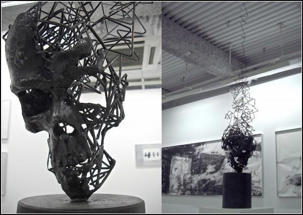 Скульптуры из металла и стальной проволоки от Томохиро Инаба (Tomohiro Inaba)