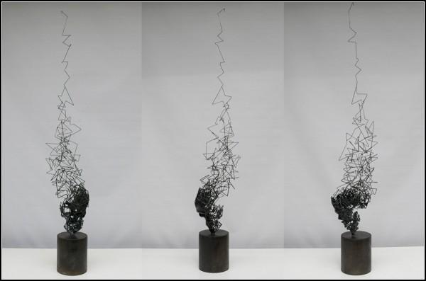 Стальная проволока как материал для скульптур и инсталляций