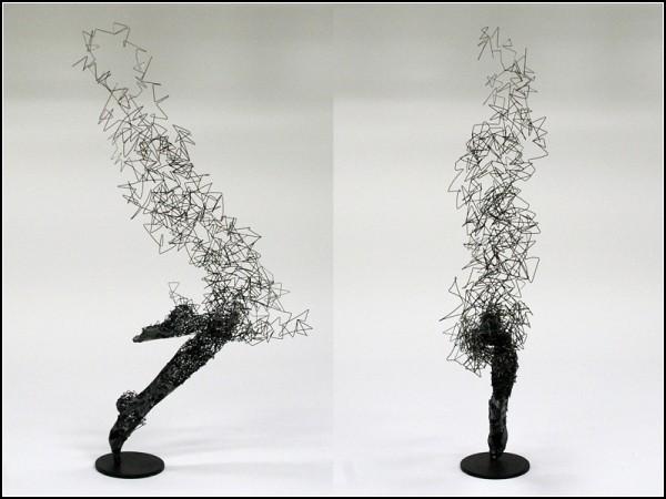 Творчество в минуты просветления. Скульптуры Томохиро Инаба (Tomohiro Inaba)