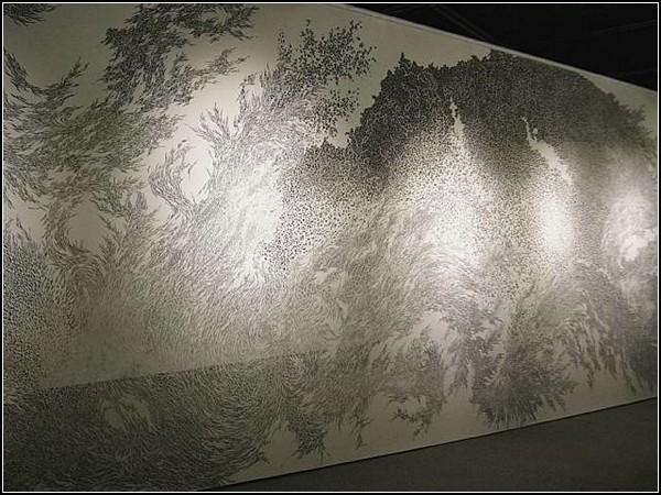 Резьба по бумаге от Томоко Шайоясу (Tomoko Shioyasu)