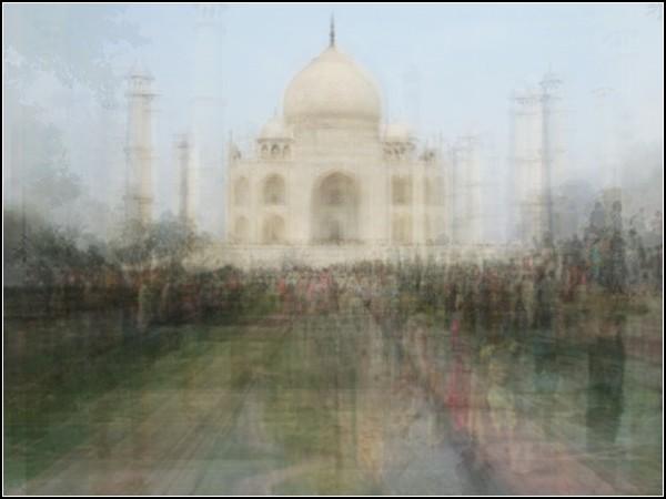 Тадж Махал, Индия. Проект Коринн Вайоннет (Corinne Vionnet)