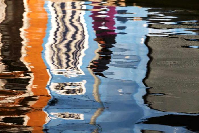 Необычная Венеция. Фотографии-отражения Джессики Бэкхос