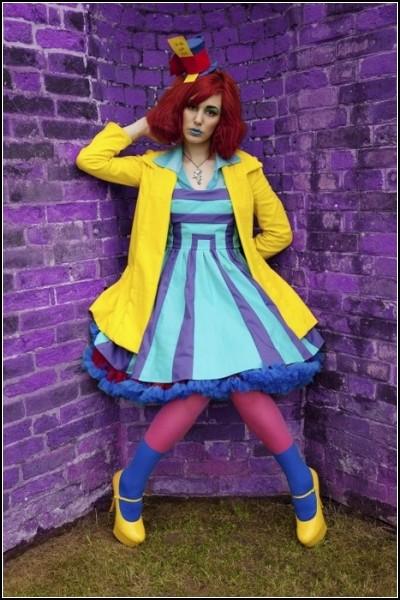 Alice in Wonderland. Костюмированно-театральная фотосессия от Виктории Брамвелл
