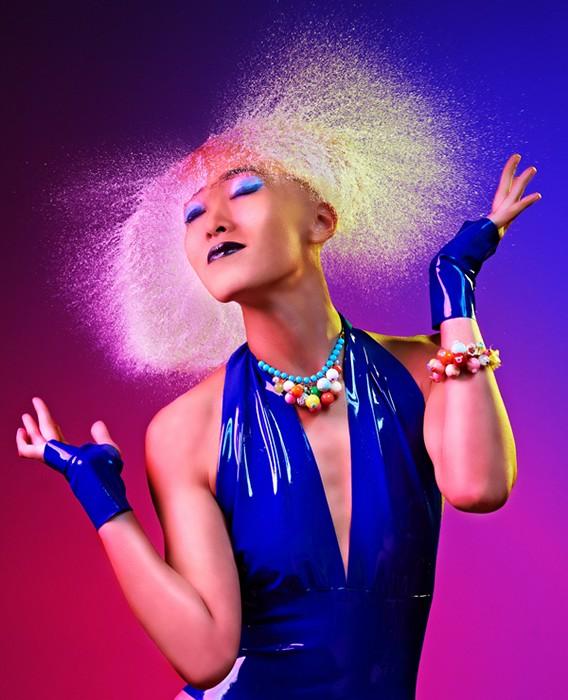 Water Wigs Women: водяные парики для лысых, но прекрасных дам