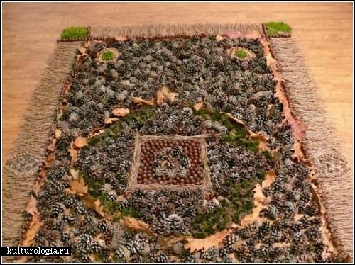 Ковры-инсталляции от We Make Carpets