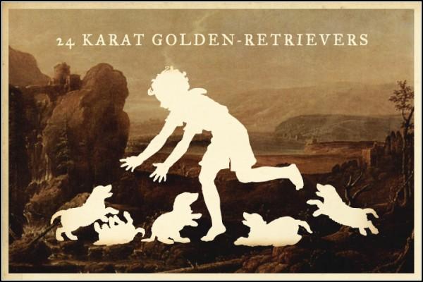 *Золотые ретриверы, 24 карата*. Проект Silhouette Masterpiece Theatre