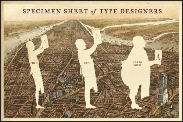 *Типы шрифтов. Визуальное пособие для дизайнеров*