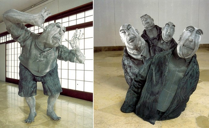 ���������� Mesh People �� ����������� �����. ���������� ��� ������� (Yuko Hishiyama)