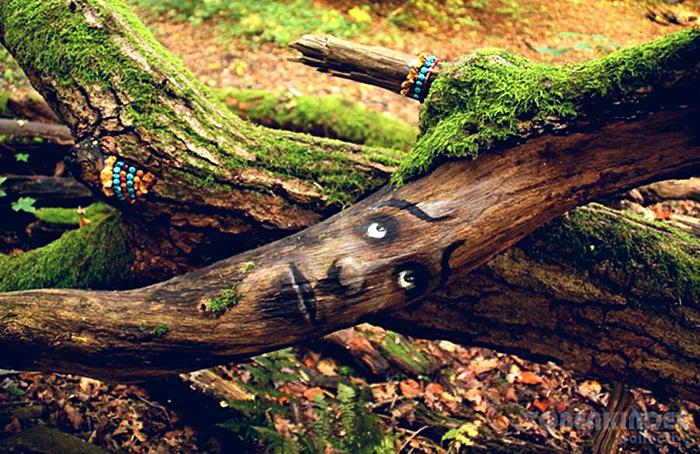 The Tree Project. Экологический проект арт-студии Zonenkinder