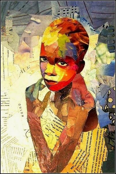 Эмоции наружу в картинах Бенона Лутааи (Benon Lutaaya)