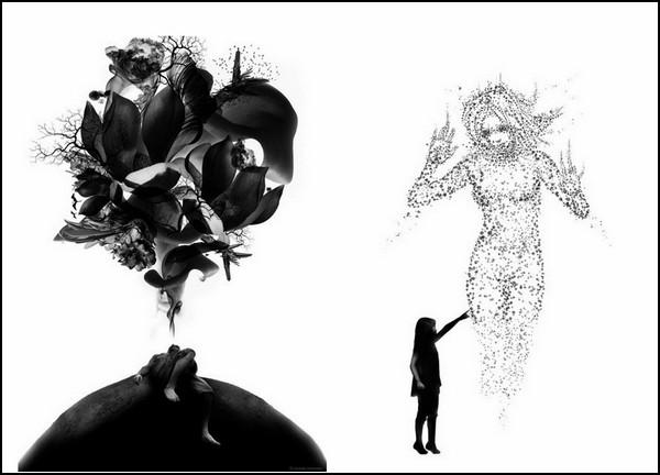 Рисунки из *Черного альбома* (Black Album)