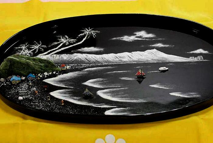 Бонсэки: потрясающие пейзажи из песка и камня