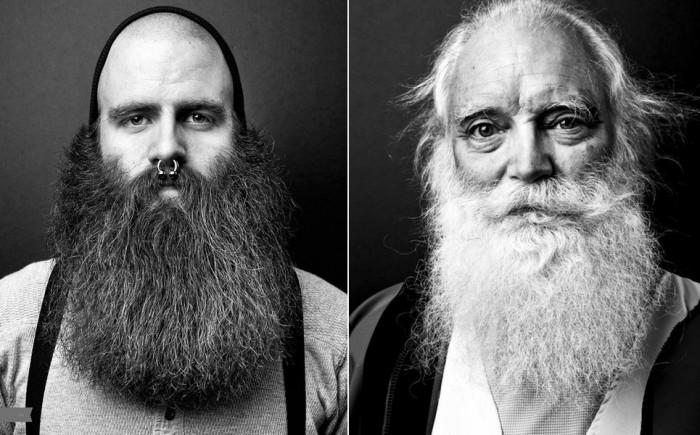 Book of Beards. Самая бородатая книга о бороде
