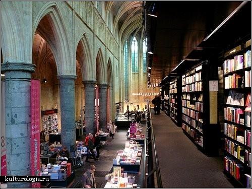Selexyz Bookstore в Нидерландах