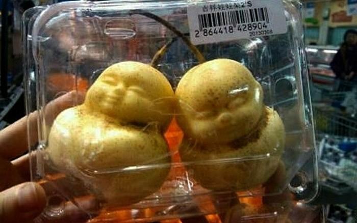 Груши-младенцы уже в продаже