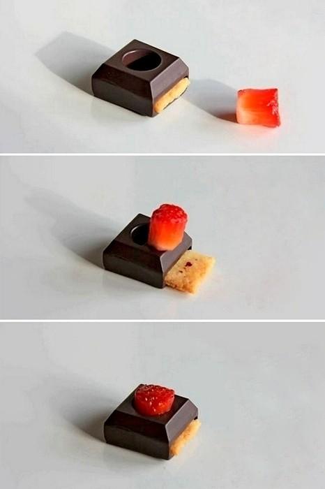 Sweet Play, шоколадный конструктор для сластен