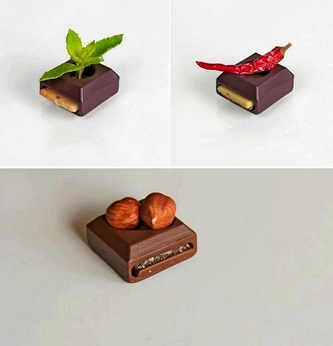 Шоколадный конструктор Sweet Play, искусство создания идеальной шоколадки