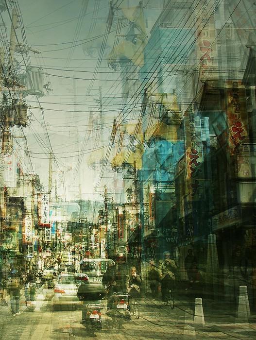Сityscape. Динамичные фотографии городских пейзажей