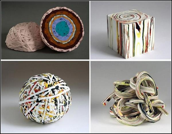 Запеченная акриловая краска для скульптур Margie Livingston