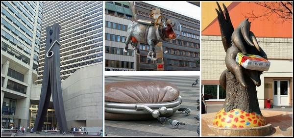 Обзор самых странных памятников со всего мира