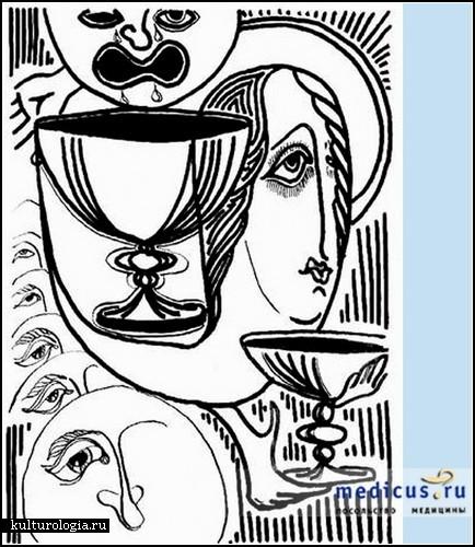 Нереальные произведения пациентов психиатрических клиник