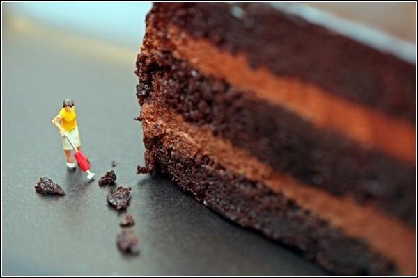 Рай для сладкоежек. Мир, где торт размером с дом