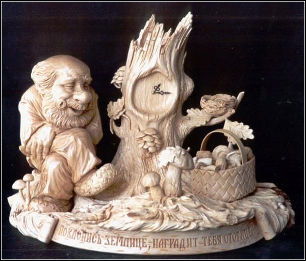 Часы с русской душой от Юрия Фирсанова