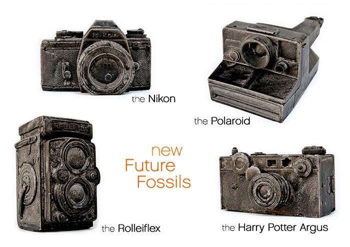 Future Fossils,  ископаемые гаджеты для археологов будущего