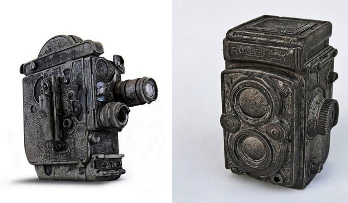 Скульптуры Future Fossils. Что могут найти через много тысяч лет на месте большого города